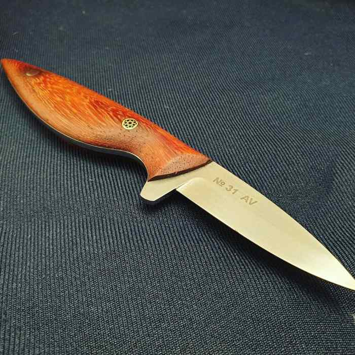 This custom oyster opening tool is No31 in a limited edition of 50 pieces.